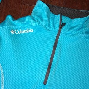 Columbia Golf Pullover